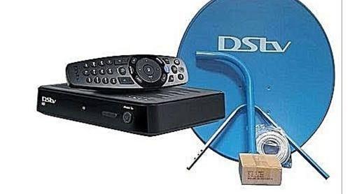 Dstv Decoder And Dish