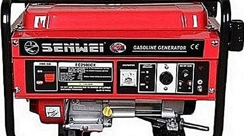 SENWEI 2.5KV SP -6800 Generator