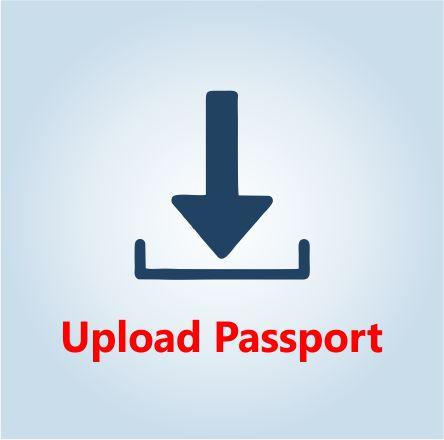 Upload Passport Photo